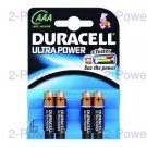 Duracell Ultra Power AAA 4 Pack