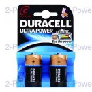 Duracell Ultra Power C 2-Pack