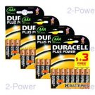 Duracell Plus Power AAA 4 x MN2400B5+3