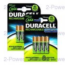 Duracell PreCharged AAA 8 Pack
