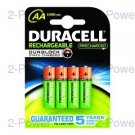 Duracell PreCharged AA 4 Pack
