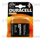 Duracell Plus 4.5v Batteri