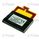 Pocket PC Batteri 3.7v 1100mAh