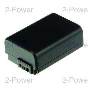 Digitalkamera Batteri Sony 7.2v 900mAh (NP-FW50)