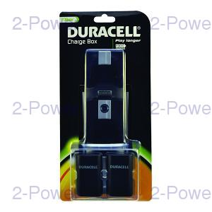 Duracell Charge Box till Xbox 360