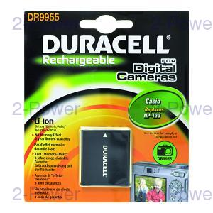 Digitalkamera Batteri Casio 3.7v 630mAh (NP-120)