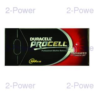 10 Cells PROCELL AAA 1-Pack