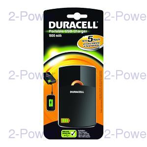 Duracell 5H Portabel USB Laddare