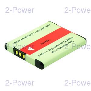 Digitalkamera Batteri Canon 3.7v 600mAh (NB-11L)