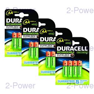 Duracell PreCharged AA 16 Pack-4x HR06-P