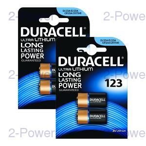 Duracell Ultra Lithium 2 Pack x 2