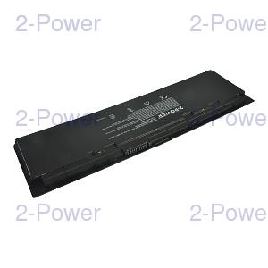 Laptopbatteri Dell 7.4V 5880mAh (WD52H)