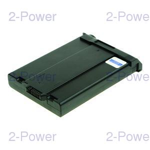Laptopbatteri IBM 10.8v 5400mAh (02K6632)