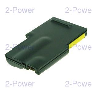 Laptopbatteri IBM 10.8v 4400mAh (02K6649)