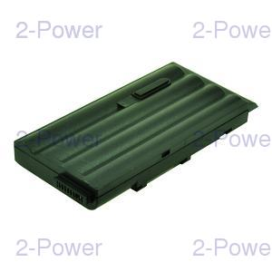 Laptopbatteri IBM 9.6v 4500mAh (02K6728)