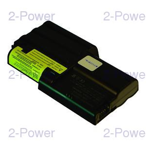 Laptopbatteri IBM 10.8v 4600mAh (02K7034)