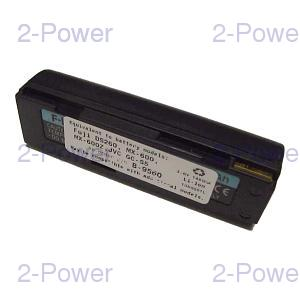 Digitalkamera Batteri Ricoh 3.6v 2300mAh (DB-30)
