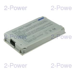Laptopbatteri Apple 14.4v 4600mAh (M9388X/A)
