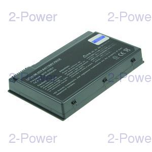 Laptopbatteri Acer 14.8v 4600mAh (BT.00804.007)