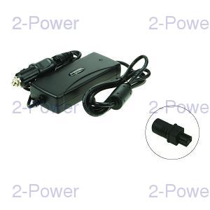 Bil-Flyg DC Adapter Dell 20V 4.5A 90W (PA-9)