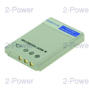 Digitalkamera Batteri 3.7v 650mAh (02491-0015-00)