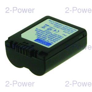Digitalkamera Batteri Panasonic 7.2v 710mAh (CGR-S006)