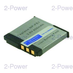 Digitalkamera Batteri Sony 3.6v 400mAh (NP-FE1)