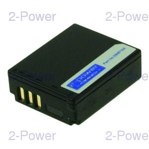 Digitalkamera Batteri Panasonic 3.7v 1000mAh (CGA-S007)