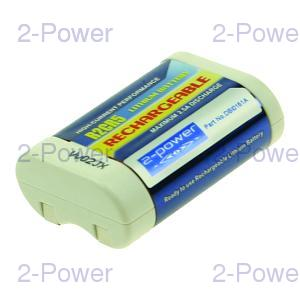 Digitalkamera Batteri 6v 500mAh (B-151)