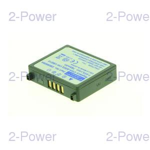 Digitalkamera Batteri Panasonic 7.2v 760mAh (CGA-S303)