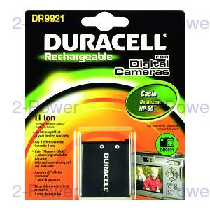 Digitalkamera Batteri 3.7v 600mAh 3.9Wh