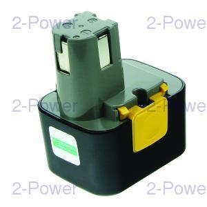 2-Power Verktygsbatteri National 7.2v 2.0Ah (EZ9168)