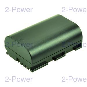 Digitalkamera Batteri Canon 7.4v 1430mAh (LP-E6)