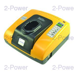 2-Power Laddare Black & Decker Verktygsbatterier 7.2V-18V NiCD-NiMH