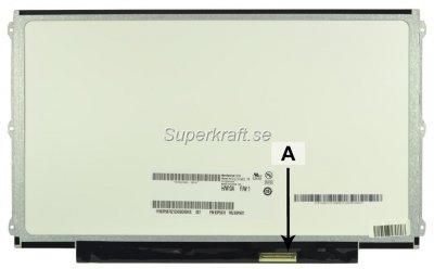 PSA Laptop Skärm 12.5 tum HD 1366x768 LED Matte (B125XW01 V.0)